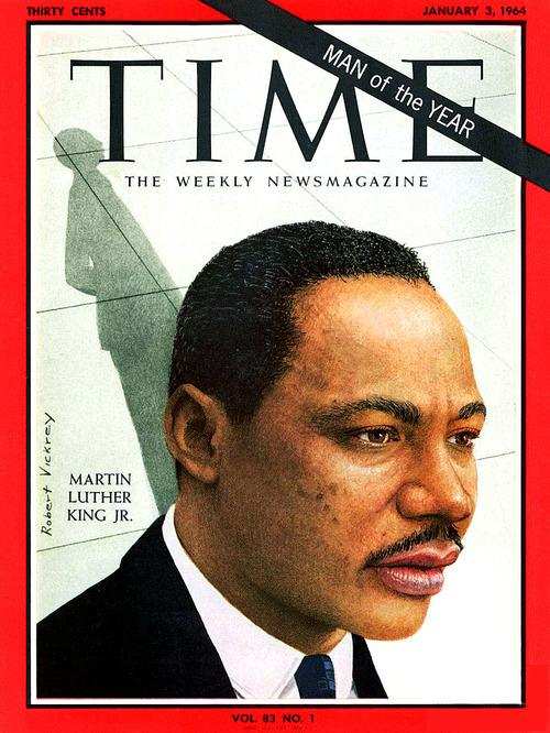 Martin Luther King jr Man of The Year dr Martin Luther King jr