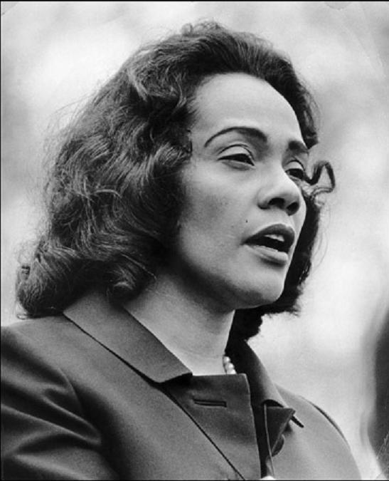 Little Known Black History Fact: Coretta Scott King