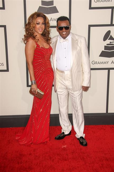 Ron Isley and wife: HITS