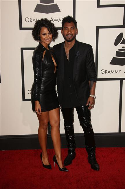 Miguel and girlfriend: HITS