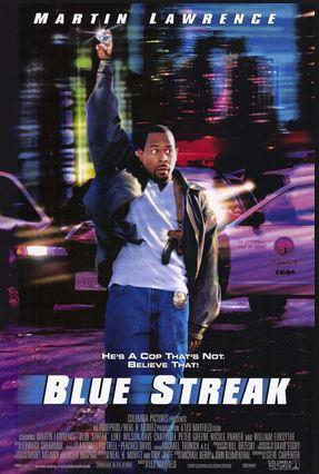"""Blue Streak"""