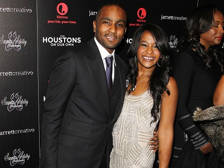 Nick Gordon, Bobbi Kristina Brown