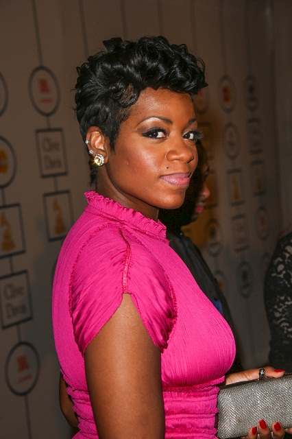 Fantasia and Antwan Cook