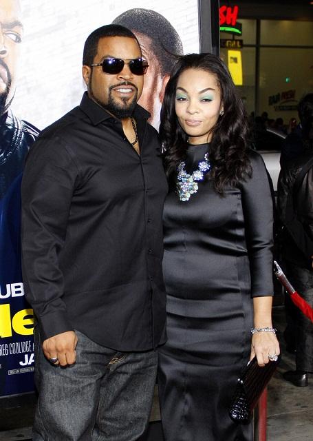 Ice Cube and Kimberly