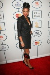 Kelis attends the 56th Annual Grammy Awards - Clive Davis and the Recording Academy's Pre-Grammy Gala. (Photo: PRPhotos)