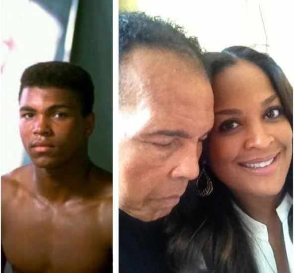 Muhammad Ali: Laila Ali