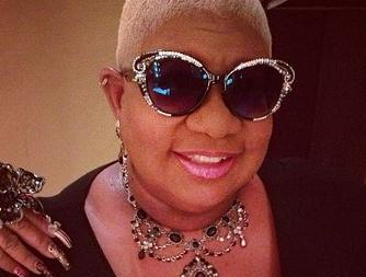 Luenell And Husband