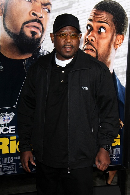 Martin Lawrence – estimated worth $110M