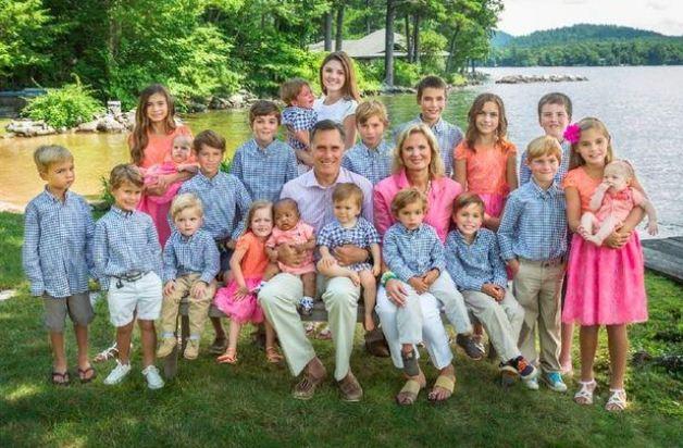 Romney-Grandchildren