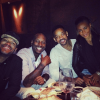 Maxwell, Tyrese, Will Smith, and Jada Pinkett Smith
