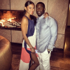 Kevin Hart and his girlfriend