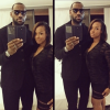 LeBron and Savannah James