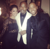 Rosci, Jamie Foxx, and Terrence J