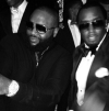 Rick Ross and Diddy