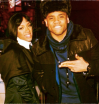 Lil Mama and Mack Wilds