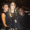 Lala, Kevin Hart and his girlfriend Eniko