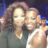 Oprah and Lupita Nyong'o