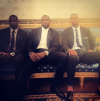 Dwayne Wade, LeBron James, and Chris Bosh