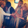 """Ciara with the cast of """"The View"""""""
