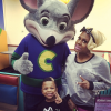 Lil Mo and her son