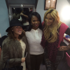 Adrienne Bailon, Kandi Burruss, and Tamar Braxton