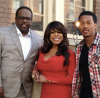 Cedric Entertainer, Niecy Nash, and Wesley Jonathan