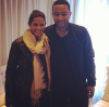 Rocsi Diaz and John Legend