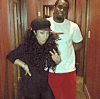 Keyshia Cole and Diddy