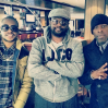 Raheem DeVaughn, Carl Thomas, and Joe