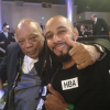 Quincy Jones and Swizz Beatz