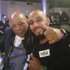 Quincy Jones and Swizz Beatz
