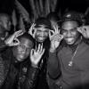 Kevin Hart, Drake, and Trey Songz