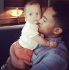 Tahj Mowry and his newphew Aiden