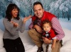 Aiden is the son of Tamera Mowry-Housely and Adam Housely.