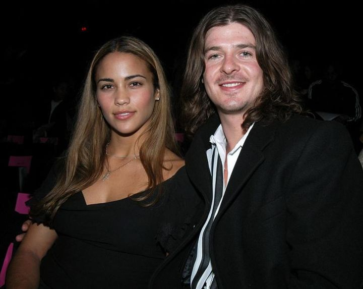 Paula Patton and Robin Thicke met while in high school and fell in love.