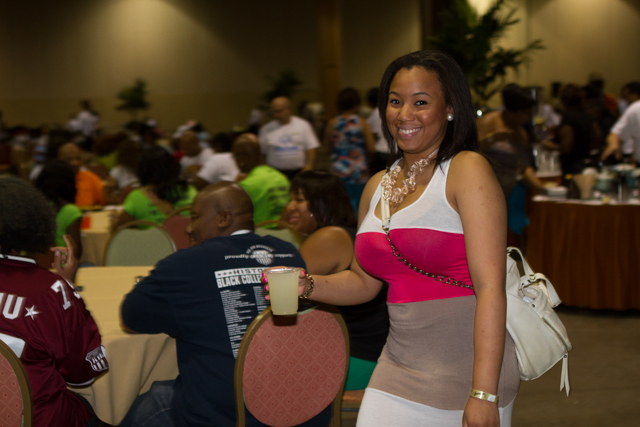 Are One: Families Represent at the Allstate Tom Joyner Family Reunion