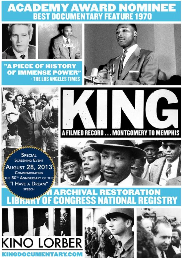 King: A Filmed Record… Montgomery To Memphis