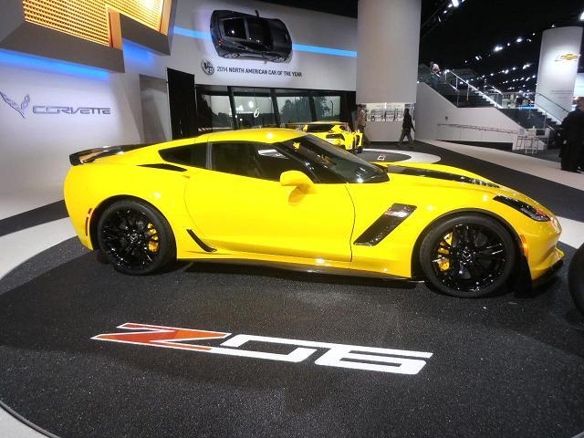2015 Corvette ZO6
