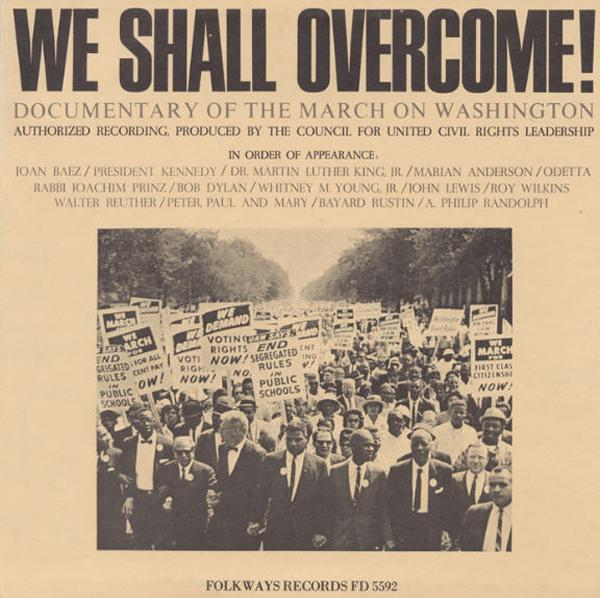 The March – We Shall Overcome