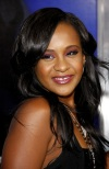 Bobbi Kristina Brown, the daughter of the late mega superstar Whitney Houston.