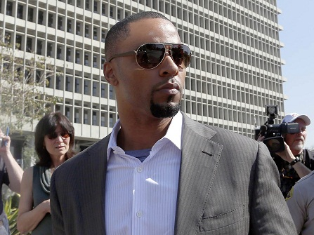 Darren Sharper is currently on trial for rape in several states.