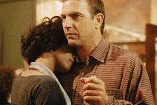"Kevin Costner- Ever since he starred with Whitney Houston in ""The Bodyguard"" we have loved him."