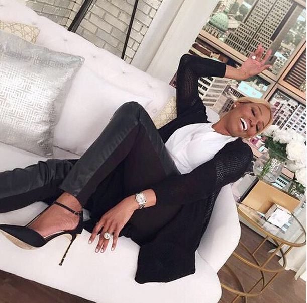 NeNe Leakes is the proud grandmother of Bri'asia Bryant