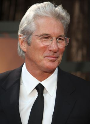 Richard Gere- Maybe, he's not the hunk that he used to be…but back in the day sistas would have been in line for the man!