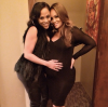 Shaunie O'Neal and Evelyn Lozada