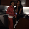 Keyshia Cole and Cassie