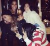 Beyonce, Kelly Rowland, and Solange