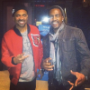 Mike Epps and Bill Billamy