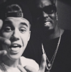 Justin Beiber and Diddy