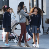 Kimora Lee Simmons with her daughters